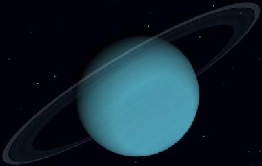天王星が牡羊座から牡牛座へ