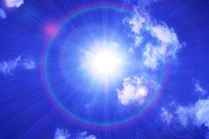 銀座の占い/夏の兆し