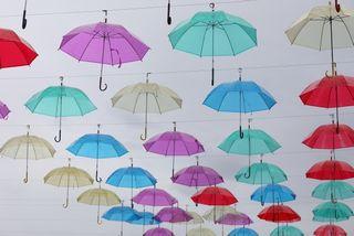 銀座の占い/傘が臭う時期