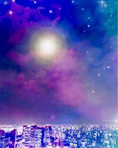 銀座の占い/乙女座の満月