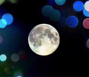 【品川店】今夜は中秋の名月 魚座の満月