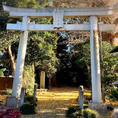【銀座店】初詣の神社は意外なとこ