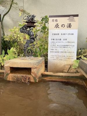 伊香保温泉/辰の湯