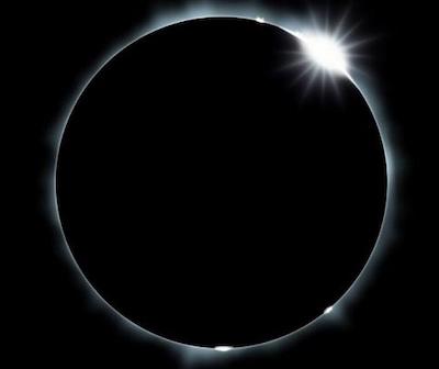 もうすぐ蠍座の新月